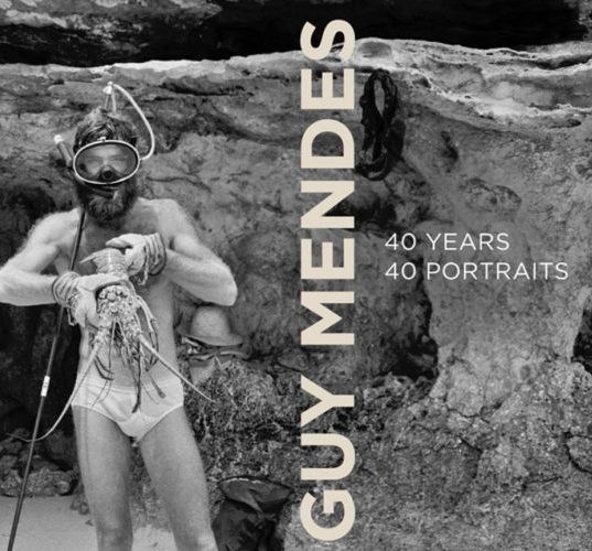 40/40: 40 Years 40 Portraits by Guy Mendes