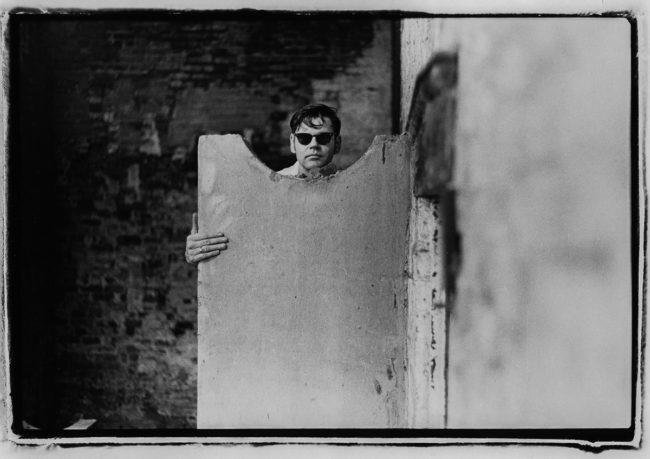 Bob May by Guy Mendes