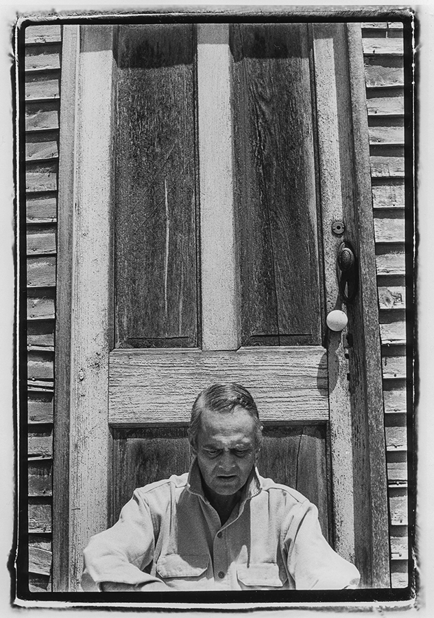 Ralph Eugene Meatyard, Powell County, KY by Guy Medes